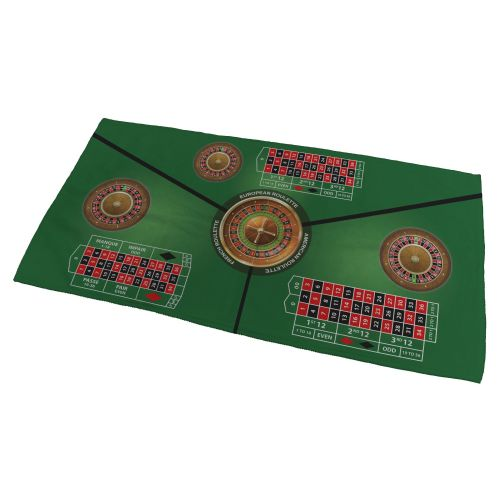 Roulette Table Layouts Bath Towel - Small